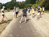 Rollerski photos from Saturday's Sten Fjeldheim Camp